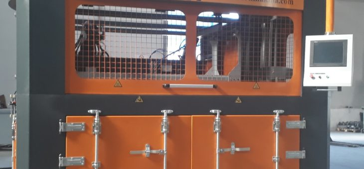 Termoform (Vakum) Makinası
